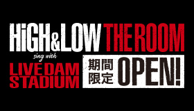 HiGH&LOW THE ROOM